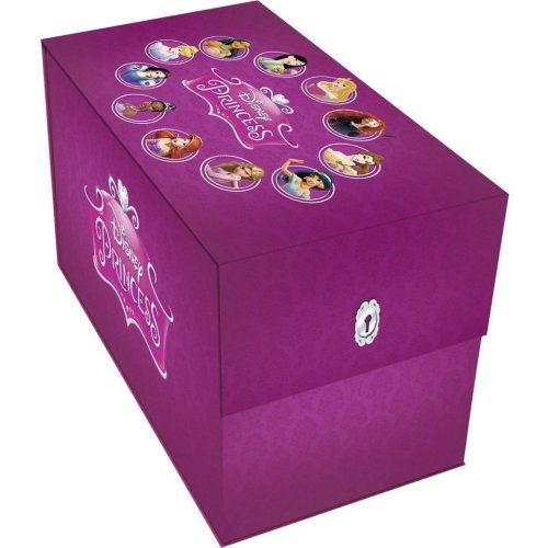 Disney Princess Movie Keepsake Box Set | 11 DVD Box Set