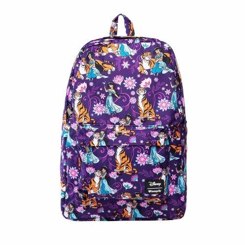 Backpack - Disney - Aladdin - Jasmine Rajah Aop Nylon wdbk0666
