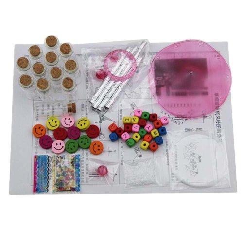 Creative Home Decoration DIY Kit Smile Shape Children's Handicrafts #6