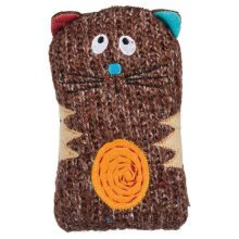 Cat Cushion, Fabric, 15cm - Trixie Toy Pillow Stuffed New -  cat trixie toy pillow stuffed new