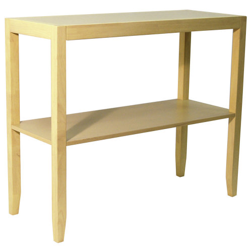 ANYWHERE - Solid Wood Console / Side Table - Natural
