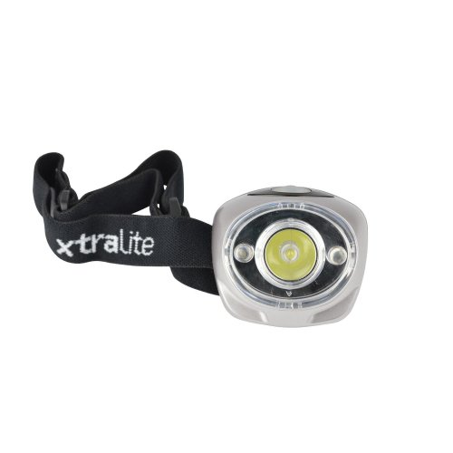 Xtralite NiteSafe Induction Charging Rechargeable LED Headlight