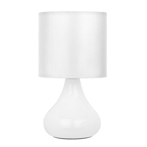 Premier Housewares E14 Small Edison Screw Bulbus Ceramic Table Lamp