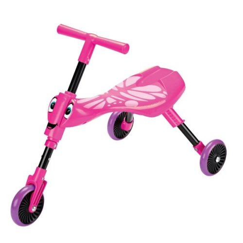 Scuttlebug Butterfly Trike | Kids' Foot To Floor Ride-On