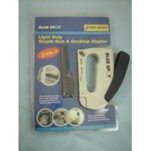 Bluespot 1000 Pce 8mm Staples - x Suitable Use Staplers 2 Light Duty Desktop -  8mm 1000 x staples suitable use staplers 2 light duty desktop blue