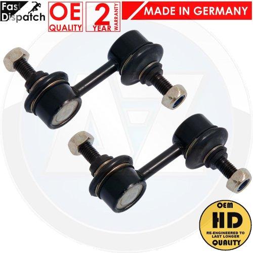 FOR BMW 5 SERIES E39 REAR ANTIROLL BAR DROP STABILISER LINK LINKS ABM GERMANY