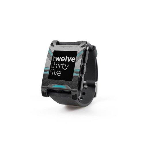 DecalGirl PWCH-SPEC Pebble Watch Skin - Spec