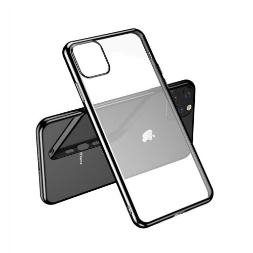 Transparent Clear Shockproof TPU Cover Case For iPhone 11