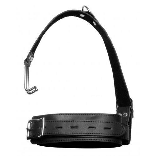 Collar with Nose Hook  BDSM Bondage - Master Series