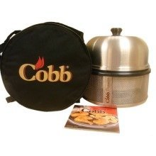 Cobb Premier + Bbq - Complete with Bag, Cookbook and Roast Rack!