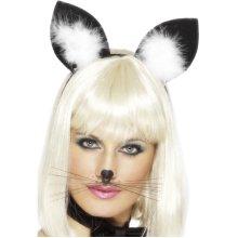Smiffys Female Cat Ears