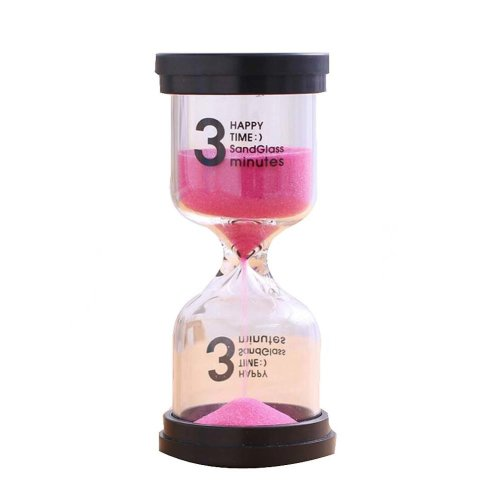 Interesting Creative Hourglass 5 Minutes Sand Glass Toys Kitchen Timer,D10