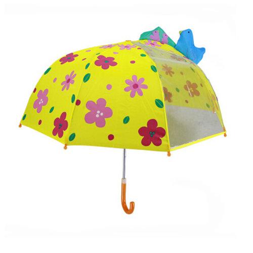 Childrens?0-7years)  Rainy Day Umbrella/Bright colors Kids Umbrella,Cute