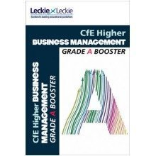 Grade Booster: Cfe Higher Business Management Grade Booster
