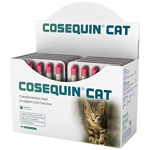 Cosequin Joint Health Supplement For Cats, 150 Capsules