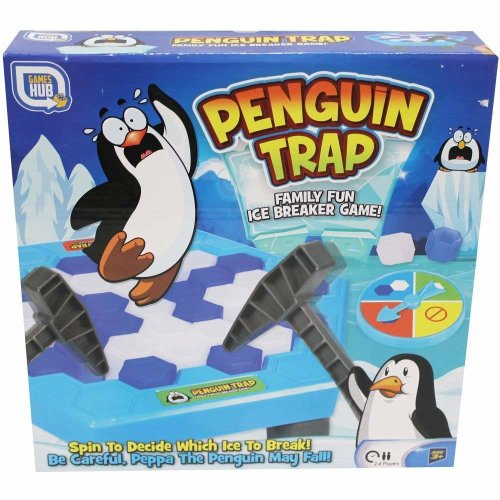 Games Hub Penguin Trap