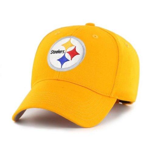 76bccb1c Fan Favorites F-MAC25BCV-GD NFL Pittsburgh Steelers Basic Cap & Hat - One  Size on OnBuy