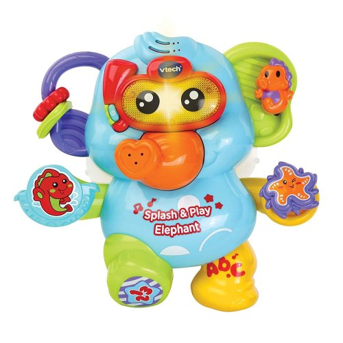 Vtech Baby Bath Toys Splash & Play Elephant