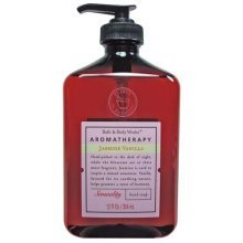 Bath & Body Works Aromatherapy Jasmine and Vanilla Sensual Hand Soap 12 oz