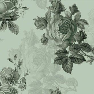 "Craft Consortium Decoupage Papers 13.75""X15.75"" 3/Pkg-Blue Rose"