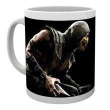 Mortal Kombat X Scorpion Mug