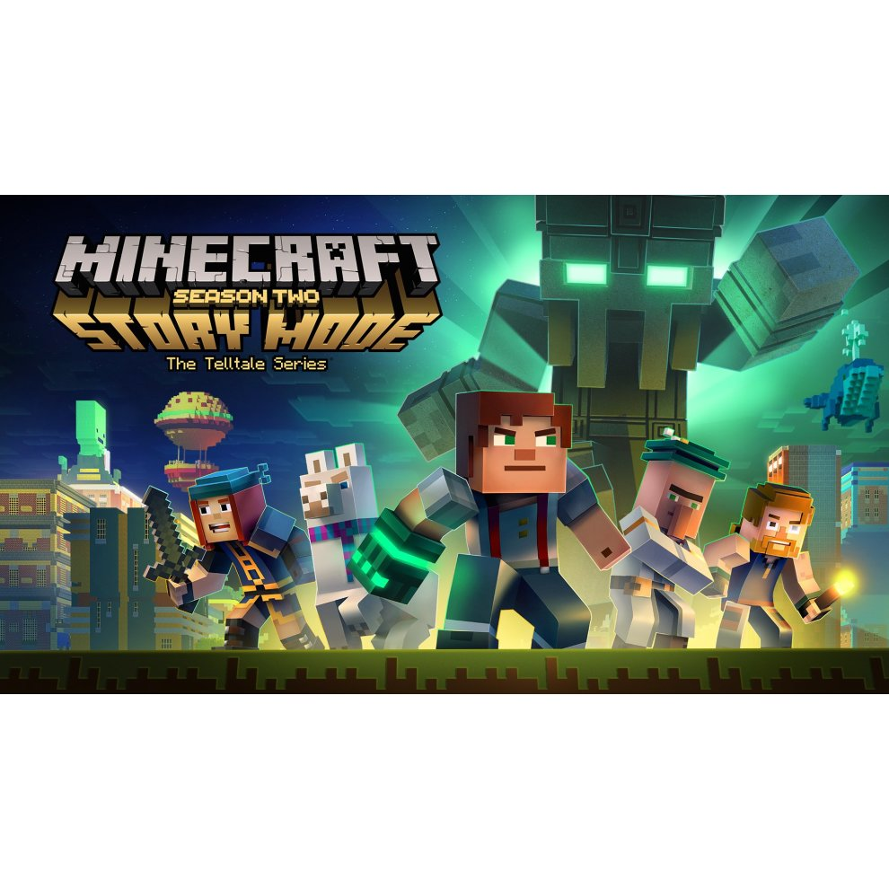Minecraft Story Mode - Season 2 Pass Disc (PS4)