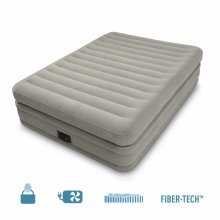 Intex 64446 Inflatable double airbed with Integrated Pump Double Layers