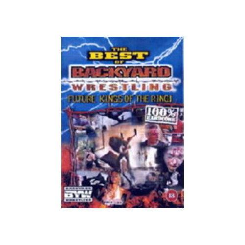 Best Of Backyard Wrestling best of backyard wrestling vol.1 - dvd on onbuy