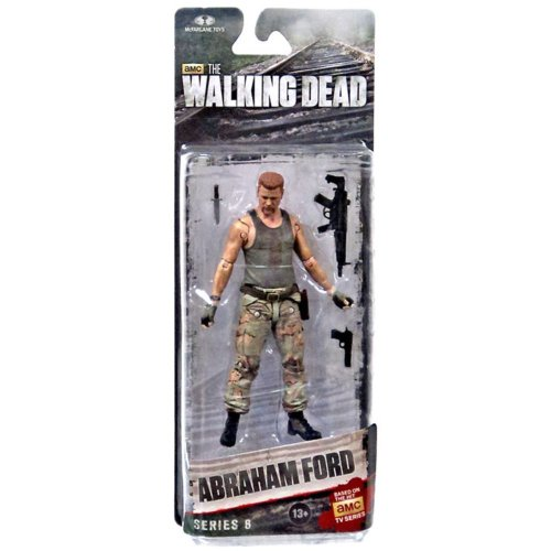 The Walking Dead TV Series 6 Abraham Ford Action Figure