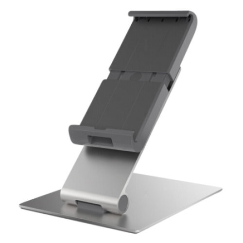 Durable Tablet Holder TABLE metallic silver          8930-23