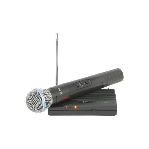 Handheld Compact VHF Wireless System