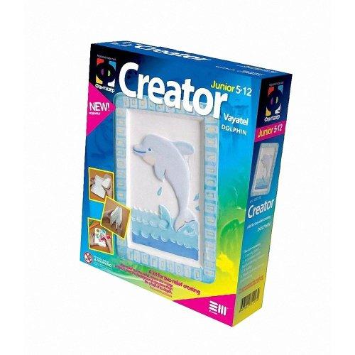 Elf707015 - Fantazer - Creator Plastercast Dolphin