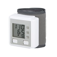 Alecto Wrist Blood Pressure Monitor ACB-50 White and Grey