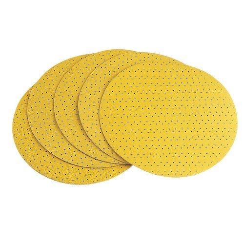 Flex Power Tools 282.405 Hook & Loop Sanding Paper Perforated 120 Grit Pack of 25