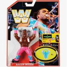 WWE Retro - Series 5 - Xavier Woods E Figure