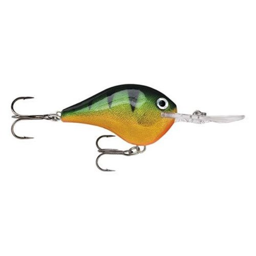 Dives-To Series Custom Ink Lure - Perch