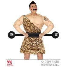 120cm Inflatable Barbell - Fancy Dress Party Weightlifter Costume -  inflatable barbell fancy dress party weightlifter costume