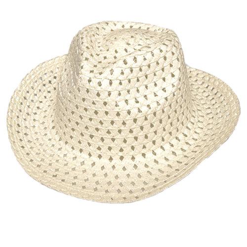 Easter Novelty Hats, Bonnets, Headband Bunny Ears - Easter Cowboy Hat