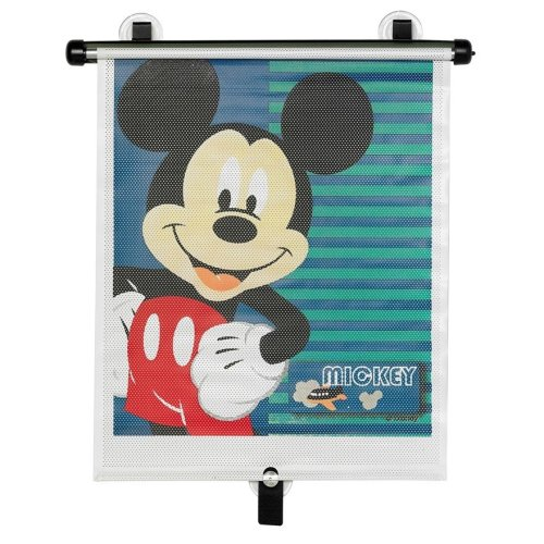 Disney Mickey Mouse Adjust & Lock Car Shade (1pk)