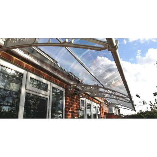 Cantilever Door Canopy | 5000mm wide x 650mm projection