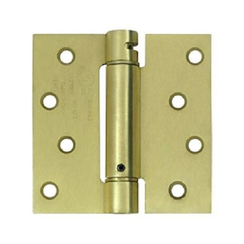 4 x 4 in. Spring Hinge Steel-US4