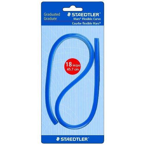 Staedtler Flexible Curve 18 Black 3T 97160 18BK03