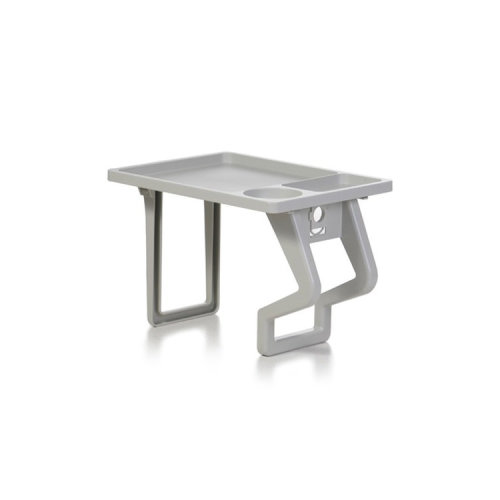 Essentials Grey Spa AquaTray | Slide On Hot Tub Side Table