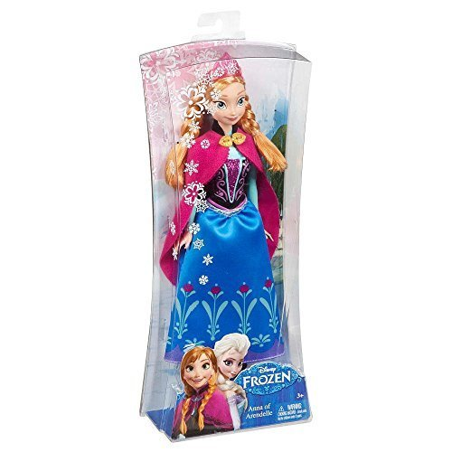 Disney Frozen Anna Sparkle Doll
