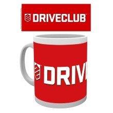 Drive Club Logo Mug
