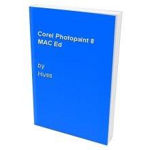 Corel Photopaint 8 MAC Ed