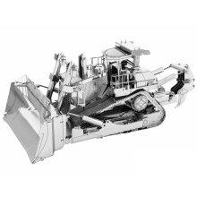 Metal Earth CAT 3D Model Kit Dozer 570425