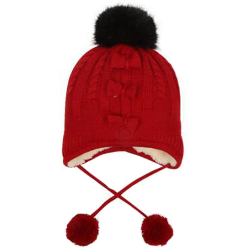 Cute Infant Baby Hat Warm Children Beanie Cap for Winter / Fall, O
