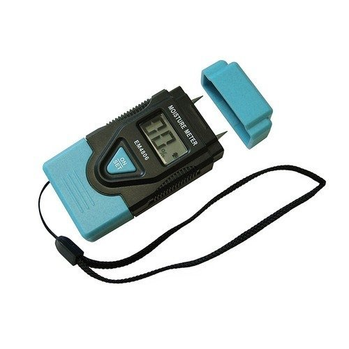 Faithfull FAIDETDAMP Damp & Moisture Meter LCD Display