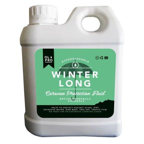 OLPRO Winter Long overwintering for Caravan , Motorhome & Camper Van (1 Litre)